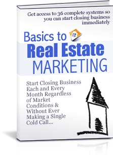 Basics of Real Estate Marketing