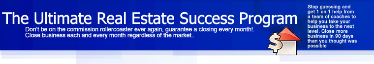 Real Estate Success Program with Todd Bates